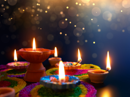 rterior-studio_west-hollywood-and-la_moody-inspired-interiors_what-i-love-about-holiday-celebrations-around-the-world_lit-clay-lamps-for-diwali-with-fireworks-in-background