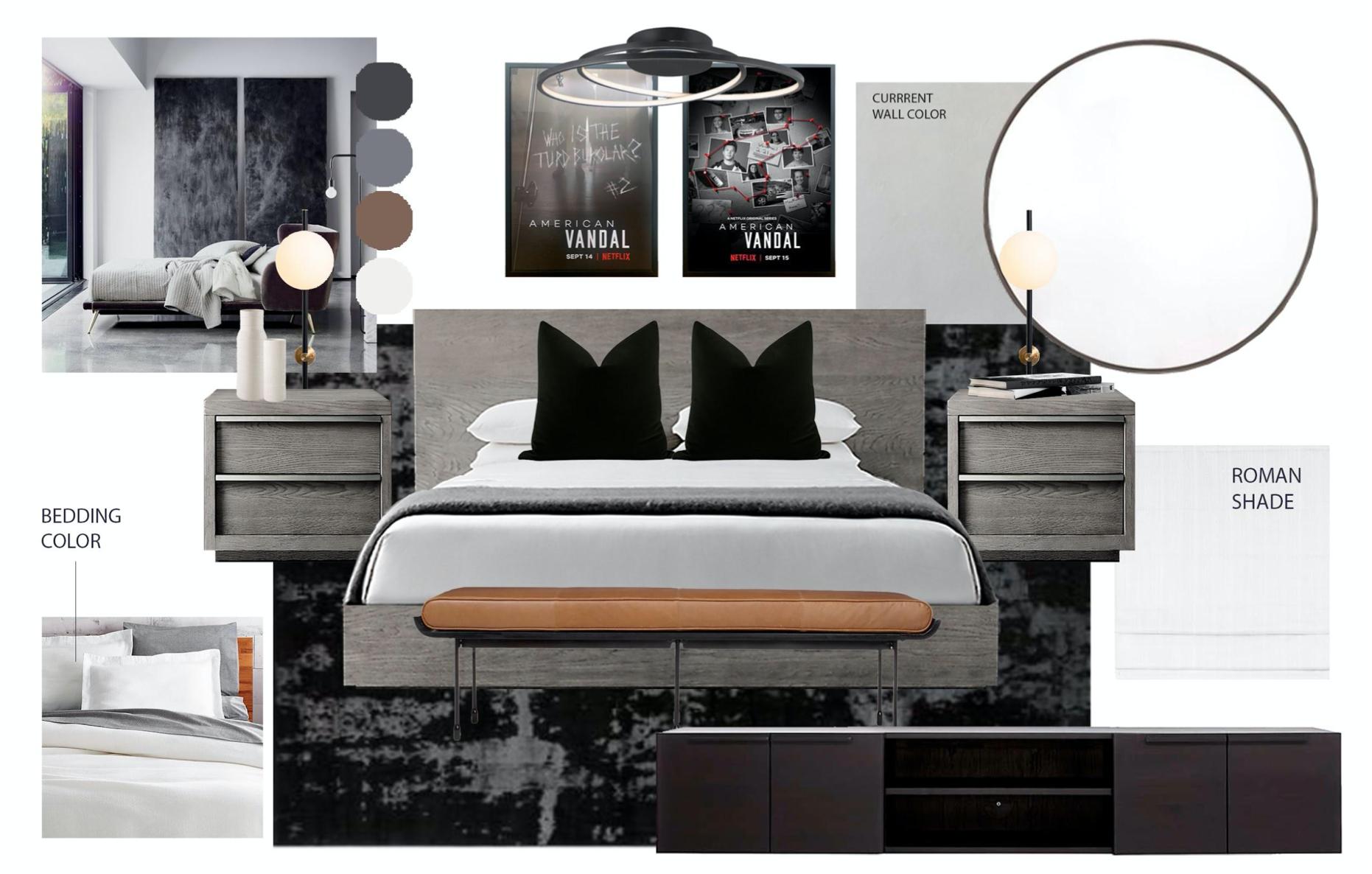 rterior-studio-westside-la-bachelor-pad-bedroom-design-inspriation-with-leather-moody-feel